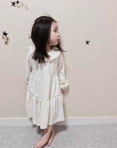 Cute Asian Babies, Korean Babies, Cute Babies, Baby Girl Fashion, Kids Fashion, Ulzzang Kids, Kids Patterns, Cute Baby Pictures, Stylish Kids