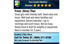 Great gym with friendly staff. Good value and hours. Well kept and clean facilities and...