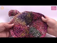 How to Tunisian Crochet: Circles - YouTube