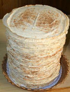 Pains Sardaigne, recetes de Sardaigne