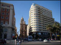 Turismo en Málaga.