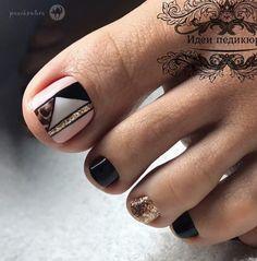 Pretty Toe Nails, Cute Toe Nails, Pretty Nail Art, Pretty Toes, Cute Pedicure Designs, Toenail Art Designs, Toe Nail Designs, Gel Toe Nails, Acrylic Toe Nails