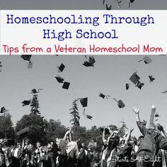 Homeschooling Throug