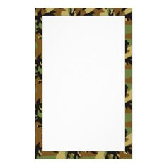 A Sweethearts Love Letter Stationery Paper shipping to Lorton, VA #camouflage #military