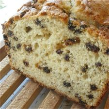 This sweeter, richer version of Irish soda bread is more in tune with American tastes than the traditional Irish bread, which simply combines flour, baking soda, salt, and buttermilk. Still, it's not as sweet as many American soda breads; chewy and light, most of its sweetness comes from its currants, and a crackly-crunchy sugar crust.