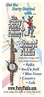 Party Fiddle Stumpf Fiddle Brochure Download. Right Click to Save