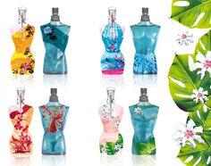 Packaging parfum -