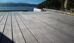 Purpleheart 180mm x 30mm Watershed Decking
