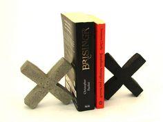 Betonowe krzyże - Ale-Beton - Dekoracja stołu