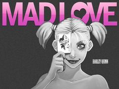 Harley, Mad Love