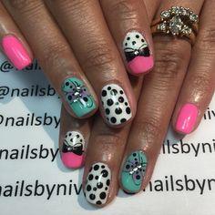 Gel polish designs by nailsbynivea