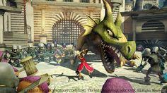 New screenshots of Dragon Quest Heroes - NeoGAF
