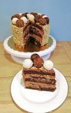 Mini Foods, Food Videos, Nutella, Ale, Recipies, Birthday Cake, Sweets, Ethnic Recipes, Cook