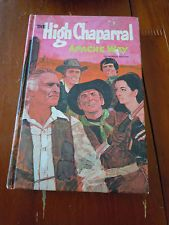 1969 The  High Chaparral   Apache Way  Whitman Book TV Western...Still have this one!