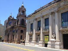 Porto Alegre, Rio Grande do Sul, Brasil - Palácio Piratini.