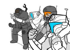 Image result for titanfall papa scorch fan art