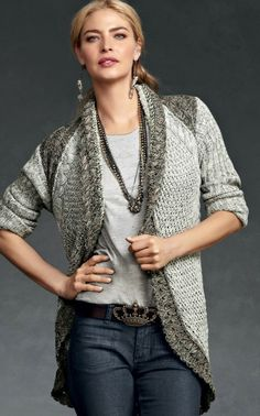 Great CAbi sweater!