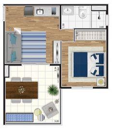 apartamento de 1 dormitório - 37m² You, Now Santa Cecília