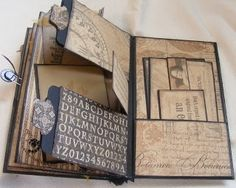 Creative Cafe': Reflections Paper Bag Album- another stunning approach to journaling Mini Album Scrapbook, Scrapbook Journal, Scrapbook Cards, Paper Bag Scrapbook, Paper Bag Books, Paper Bag Album, Paper Bags, Mini Albums, Reflection Paper