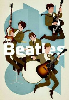 Illustrated Gents — kerinjo: Self initiated Beatles illustration . Listen To The Beatles, The Beatles 1, Beatles Art, Beatles Museum, Illustration Tumblr, Illustrations, Paul Mccartney, George Harrison, Series Poster