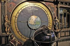 Astronomical Clocks Are the Most Beautiful Way to Track Hours, Years, and the Moon | Atlas Obscura