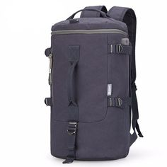 09bf0d08d11 Muzee High Capacity Travel Bag New Arrival Cylinder package Multifunction  Rusksack Male Fashion Backpack Drop Shipping