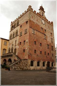 Palazzo Pretorio, Prato Italia.