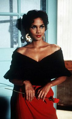 Halle Berry 'Introducing Dorothy Dandridge.' carmen jones