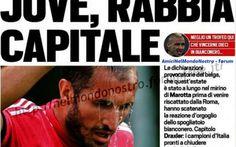 La Juve Ringrazia Raja Nainggolan per i sui Tweet stupidi La Juventus ringrazia Raja Nainggolan, dopo le dichiarazioni rilasciate e i tweet al veleno contro i bianconeri e sopratutto denigrando Padoin e paragonandosi a Pogba! E la storia si ripete, dopo Garc #juventus #nainggolan #twitter #tifosi #roma