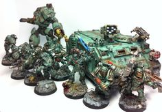 Very cool Sons of Horus.