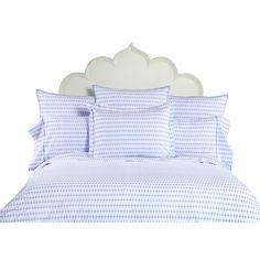John Robshaw Textiles - Tak Periwinkle - New #Bedding - New Arrivals