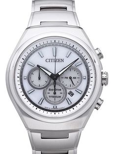 Citizen Mens Eco Drive Titanium Chronograph Watch - In Stock, Free Next Day Delivery, Our Price: Buy Online Now Citizen Eco, Citizen Watch, Seiko, Chronograph, Quality Watches, Delivery, Stuff To Buy, Accessories, Free
