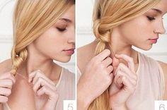 Tutoriais mais fáceis e lindos de fazer, indicado por Vic Ceridono do blog Dia de Beauty.