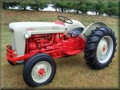 My Ford Ferguson Tractor......Those were the days