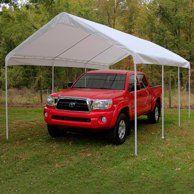 Palram Arcadia 12 X 17 Carport Walmart Com Carport Canopy Canopy Outdoor Garden Canopy