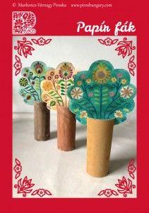 Letölthető ötletek | Piros Hungary Earth Day, Planter Pots, Place Cards, Place Card Holders, Clay, Autumn, Clays, Fall Season, Fall