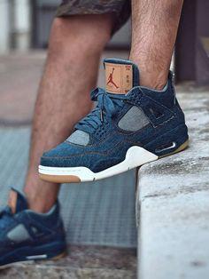 Nike Air Jordans, Sneakers Nike Jordan, Nike Air Shoes, Air Jordan Shoes, Jordans For Men, Jordans Sneakers, Jordan Tenis, Jordan 4, Michael Jordan