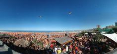 Papeete Beach view