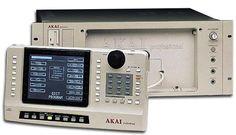 AKAI S6000 installed Compact Flash SCSI to IDE CF, Very Gooood!!! :~>