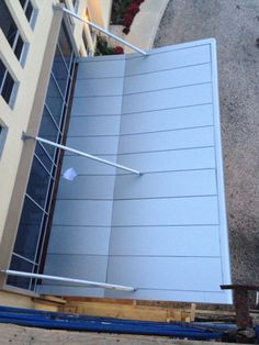 Alucobond canopy by CDS