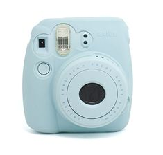 Fujifilm Instax Mini Camera Case  CAIUL Fashion Instax Mini Camera Case For Fujinfilm Instax Mini 8 Camera With Soft Silica Gel Material Blue * Click image for more details. (Note:Amazon affiliate link) #CameraGadgetsandAccessories