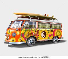 Image result for vw surf van