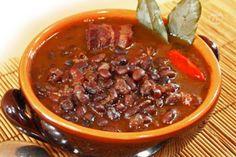 Ricetta Zuppa di fagioli neri alla messicana - Le Ricette di GialloZafferano.it