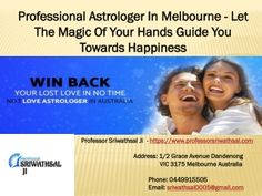 Professional Astrologer In Melbourne - Let The Magic Of Your Hands Guide You Towards Happiness #indianastrologerinvictoria