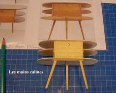 Miniatures,cuisine,chaussures,sous-vêtements,lampes,brocante,Bidochon,Gaston lagaffe,Friends