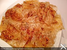 Harzer Käse Chips