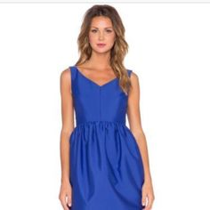 Kate Spade Cupcake Dress, Blue, Size 10
