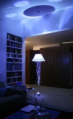 Jellyfish Illuminant lamp - Illuminant by Kristin Birna Bjarnadottir