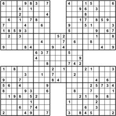 10 best sudoku puzzle images on pinterest sudoku puzzles