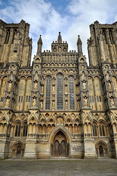 Wells Cathedral - Wells, England